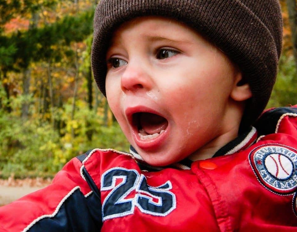 Τί θέλει να μου πει το παιδί μου με τις εκρήξεις θυμού